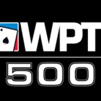 No Limit Hold'em WPT $1m GTD Day 1A